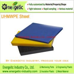 Folha de UHMWPE resistente a raios UV para sistema Marinho, Folhas de HDPE de polietileno, os preços para as folhas de HDPE, Folha de revestimento HDPE