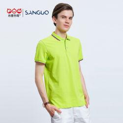OEM Sport van de Bok van de Overhemden van het Polo van Mens van de Dienst de Hete Verkopende Lege