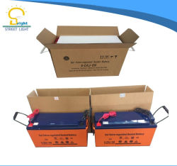 MSDS Hersteller und Exporteur 12V 200ah der Batterie