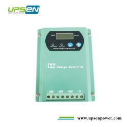 太陽エネルギーのためのPWMデジタルLCDのコントローラ12V 24V 48VDC