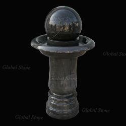 L'eau Sphère de granit de granit à bille flottante Fontaine à eau (GSF-212)