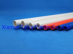 La couleur personnalisée Tuyau PVC câblage électrique du conduit de câble