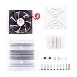 Baugruppen-Wasser-Kühlvorrichtung-Abkühlen des DIY Installationssatz-Tec1-12706 thermoelektrisches Peltier