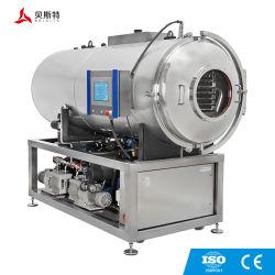 10m2 a liofilização Machine Lyophilizer comida de vácuo Frutas Secador de Congelamento