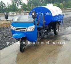 Van de het waterwagen van Tricycle van de watervrachtwagen het watersproeier met drie wielen van Tricycle