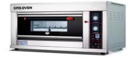 商業ベーキングオーブンのパン屋装置ピザオーブンのガスのデッキのオーブンの台所装置