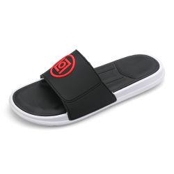 La conception de votre propre anti- glissement pantoufles, de nouveaux designs appartement est agréable de sandales pour les hommes, personnalisé imprimé dernière conception de la mémoire pantoufles en mousse