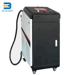 저가 Laser 청소 기계에는 금속에 깨끗한 기름 녹 산화물에 좋은 효력이 있다