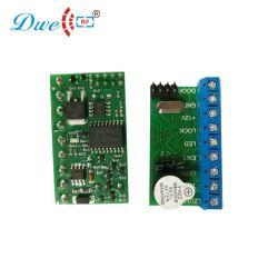 12V RFID автономного управления доступом к мини-контроллер с интерфейсом Wiegand индикатор и звуковой сигнал