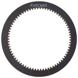 Los frenos de disco de refacción, ¿Qué es el embrague de fricción, el funcionamiento del embrague placa plana