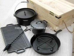 도매 시즈닝 다이캐스트 야외용 요리 도구