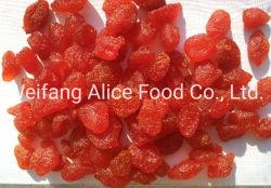 Bas prix de gros de fruits secs fraise séchés chinois