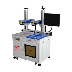 China Hochwertige Glasfaser Laserbeschriftung Gravur Gravur Werkzeugmaschinen 5 Preis