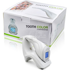 Tanden die van de Colorimeter van de Comparateur van de Kleur van de Tand van Ce de Tand de Machine van de Schaduw aanpassen