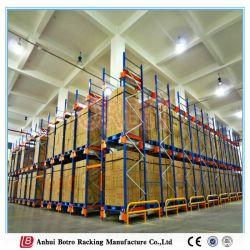 Ladeplatten-Racking-Systems-Waren-Regal-Metallfach-System stellen Fach ein