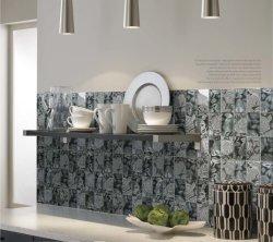 Glod Folien-Serien-Wand-Papier-Blick-Mosaik-Fliese