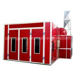 Auto Auto verf/spray-cabine met gas/olie-brander/elektrische verwarming