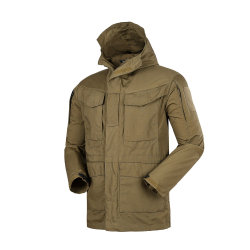 2019 L'hiver New Custom kaki militaire tactique de plein air sur le terrain l'homme enduire Mens veste de l'armée américaine pour la vente