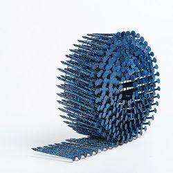 よい浸透のフレームの構造のための曲がる抵抗コイルの釘