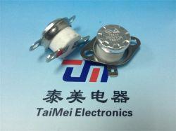 Certificazione bimetallica dei CB del VDE RoHS dell'UL TUV di funzione di protezione di surriscaldamento del termostato del riscaldatore del termostato