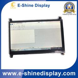 7 インチ Raspberry PI LCD ディスプレイモジュール、 HDMI および USB 搭載 コネクタ