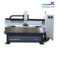 Zxx-C1812 petite machine de découpe jet d'eau de la machinerie du centre de traitement de verre avec le meulage de coupe et de meulage.