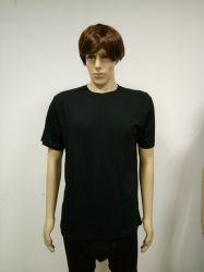 Mens-kurze Hülsen-Bambust-Shirts