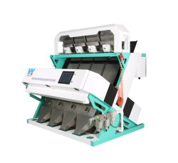 Mung Bean Color Sorter Separator Machine, Schwarz Bean