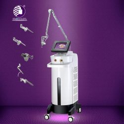 De medische Laser van Co2 van de Buis van het Metaal van de Apparatuur Professionele Verticale rf 30W Verwaarloosbare