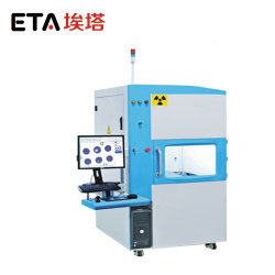 SMT Prüfungs-Maschine mit Röntgenstrahl-Rohrleitung