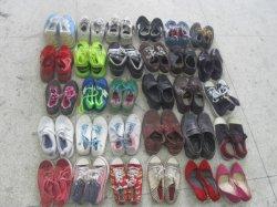 Grade AAA utilisé Chaussures Femmes de seconde main des chaussures pour dames sur le marché de l'Asie du sud-est