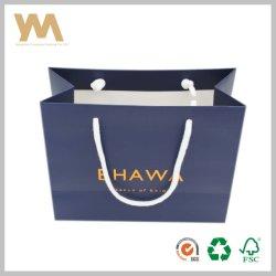 Nouveau design sac de papier pour vêtements chaussures Cosmétique Alimentaire parfum thé CADEAUX