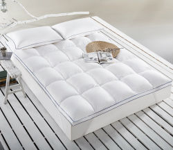 De alta calidad de ganso colchón