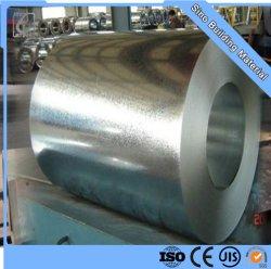 Hoja de hierro de la bobina de acero galvanizado de grado para la construcción de techos de Iraq