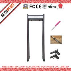 Рама двери металлоискатель для использования в помещениях и прогулка через металлоискатели SPW-IIIC