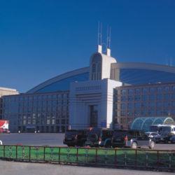 Nouveau design dessin de structure en acier préfabriqués Shopping Mall /supermarché bâtiment