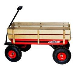 Kinder/Kind-Spielzeug-Geländestahl u. hölzerner hölzerner Hilfsmittel-Speicher-Strand-Lastwagen für Verkauf