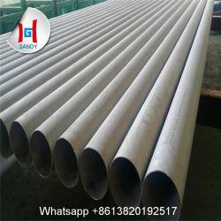 Pijp van het Roestvrij staal van de Buis AISI321/Tp317/Tp347h van Inox de Naadloze Gelaste