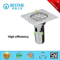 L'eau profonde Hareware fournisseur joint plancher en acier inoxydable drainer (BF-K18)