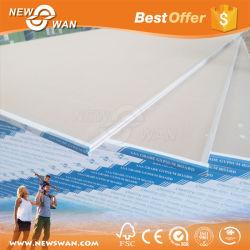 Бумага, с которыми сталкиваются в гипсокартонный потолок сухой кладки гипса для строительного материала