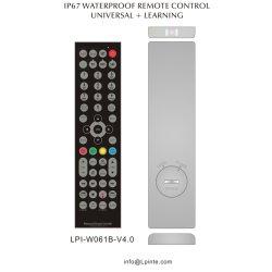 Locatel Controle remoto da TV as substituições