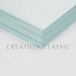 Het nieuwe de Bouw Gelamineerde Glas paste het Dikke Gehard glas van 12mm voor Deur aan