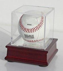 Freie Farben-Acrylkasten-Baseball-Bildschirmanzeige anpassen
