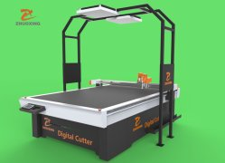 Máquina para fatiar borracha CNC máquina de cortar a junta de borracha Die Cutter máquina de corte Americana Jinan Factory