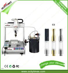 Remplissage d'huile de la CDB Robot/bouteille d'huile de remplissage de liquide/machine de remplissage