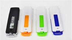 Mini USB portáteis de Áudio Digital Voice Recorder Dictafone a gravação