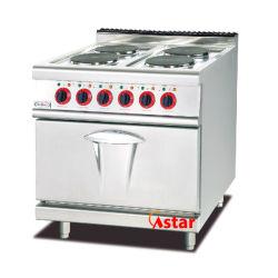 Kitchen Electric Combi Induktionssortiment mit Backofen zum Verkauf Kommerzielle Küche Kombi Equpments