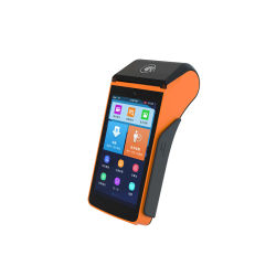 EMV PCI Handheld Mobile Wireless Data POS System P20L
