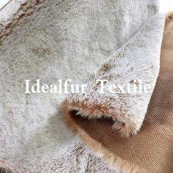 Софти гладкой фо заяц ткани и меха животных