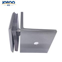 Commerce de gros prix d'usine douche le collier de renfort de la quincaillerie de porte de douche de partition